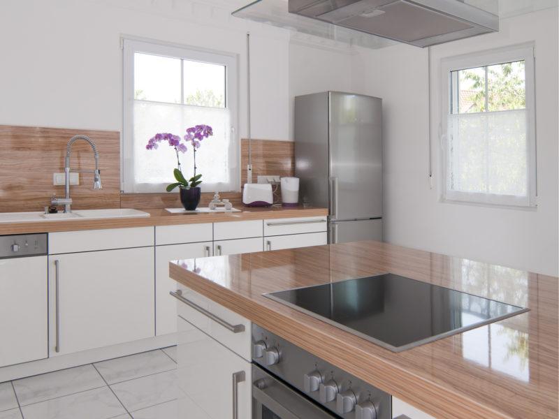 Complete keukeninstallatie door Montage- en Installatiebedrijf Amsterdam